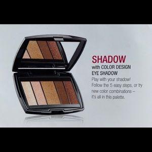 NEW Lancome Color Design Eye Shadow Palette